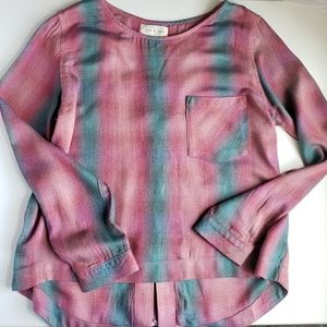 NWOT Anthropologie Cloth & Stone Shirt